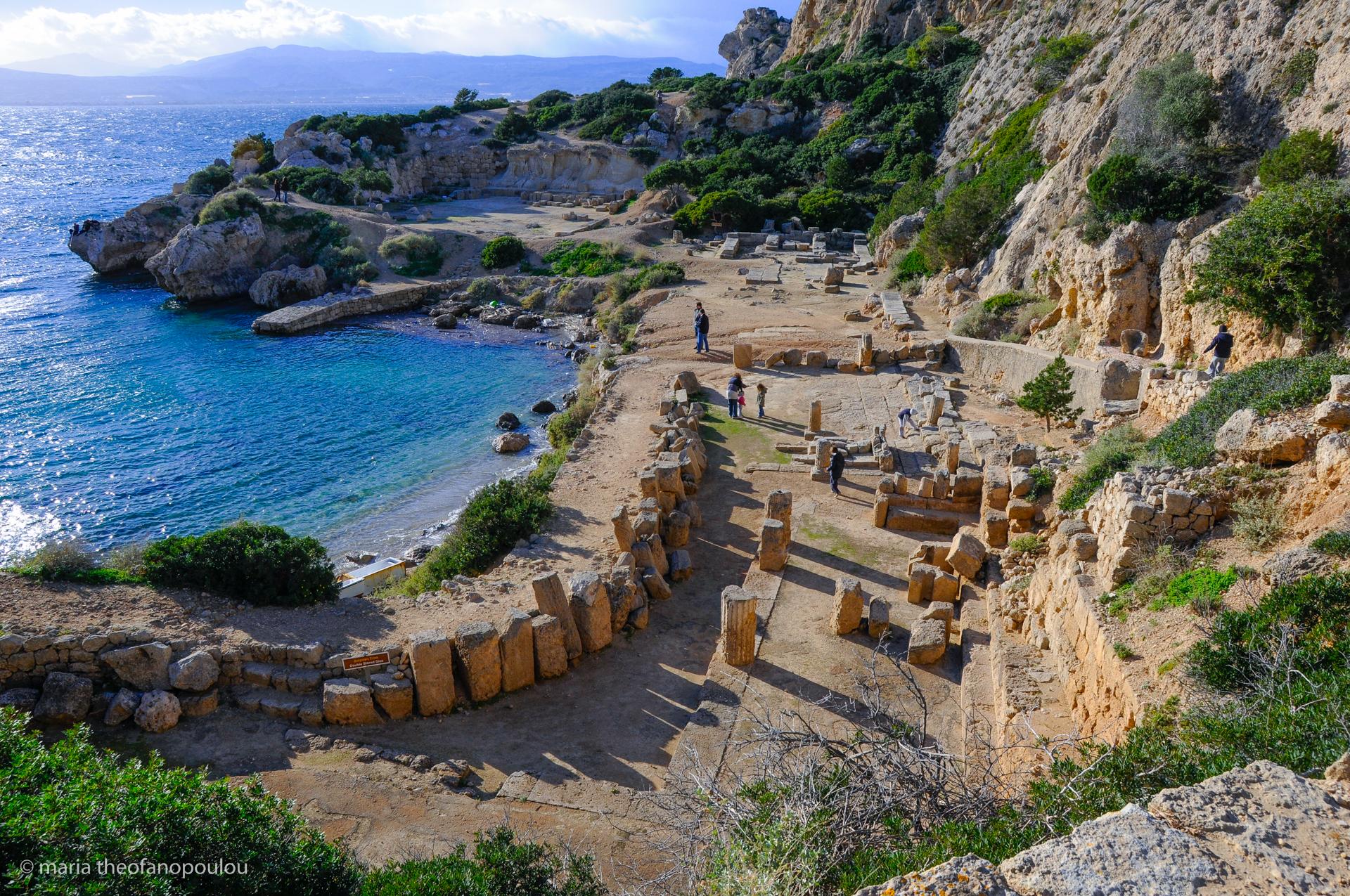Archaeological Site Of Perachora